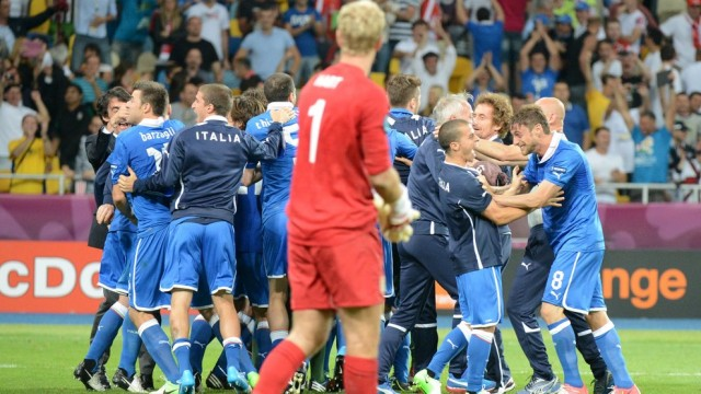 Jadwal Semi Final Euro 2012 & Prediksi Final Piala Eropa ...
